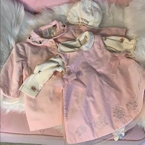 Gymboree girls 6-12 mo Fancy Winter Outfit